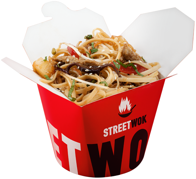 Street Wok-decide <br>what to <br>eat